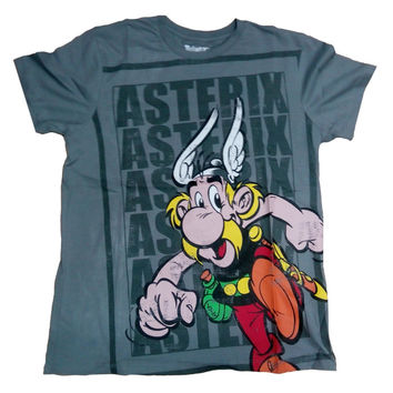 Asterix Grey T-Shirt