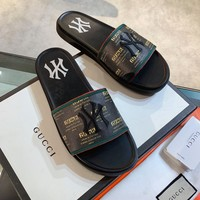 GUCCI NY Sandals Slippers