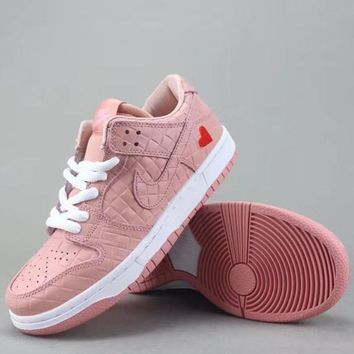 Wmns Nike Dunk Low Elite Sb Women Men Fashion Casual Low-Top Old Skool Shoes