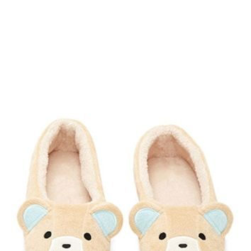 Bear House Slippers