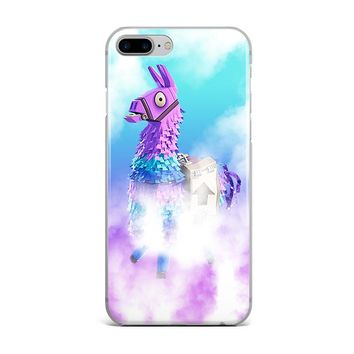FORTNITE SMOKE LLAMA PINATA CHALLENGE CUSTOM IPHONE CASE