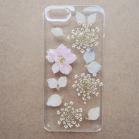 iPhone 6, 6 plus case available now!Real flower iPhone case! Pressed flower case,dried flowers case! iPhone4s,5, 5s, 5c!