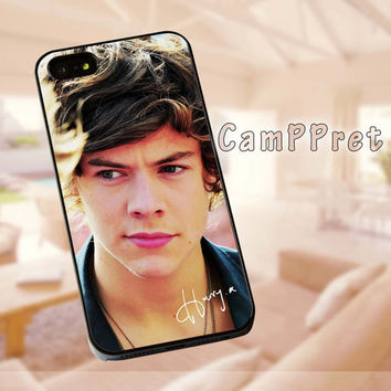 Harry Styles and signature/Accessories,iPhone Case,Samsung Case,Campret,Soft Rubber,Hard Plastic,CellPhone,Cover,Your Phone/11/12/13