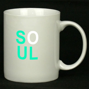 Soulmate A For Ceramic Mugs Coffee *