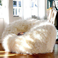 """Fluff"" Bean Bag Chair"