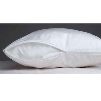 Supreme-Encased Pillow Protector-Helps Prevent Bed Bugs-Eliminates Dust Mites-5 Year Warranty