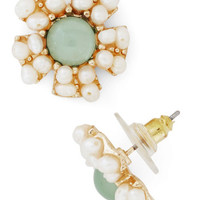 ModCloth Reach for the Moonflower Earring