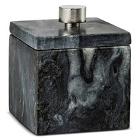 Threshold Canister Black Marble