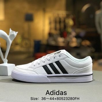 Adidas NEO Fashion Men Women Low Skateboarding Casual Sports Shoes