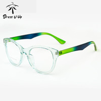 Color Optical Glasses Frame Women Designer Vintage Classic Eyeglasses Frames Men Oculos De grau