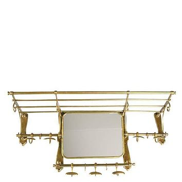 Brass Old French Coat Rack | Eichholtz