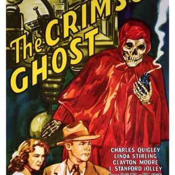 The Crimson Ghost 27x40 Movie Poster (1946)