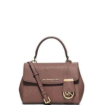 michael kors women s new fashion ava extra small saffiano leather crossbody