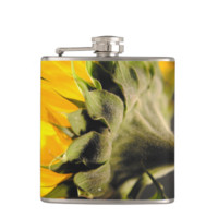 Sunflower back flasks