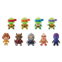 TMNT Series 1 Mini Figure Keyring Mystery Pack