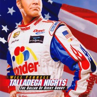Talladega Nights: The Ballad of Ricky Bobby 27x40 Movie Poster (2006)