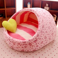 New Cute Dog Princess Bed