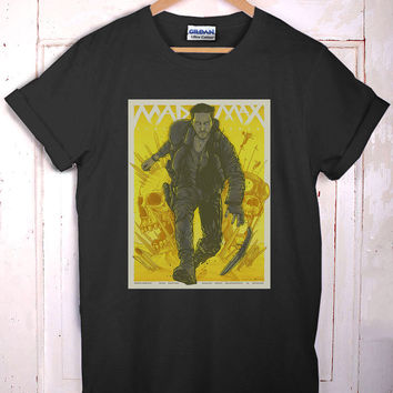 Mad Max Walking In The Dust Max T-Shirt