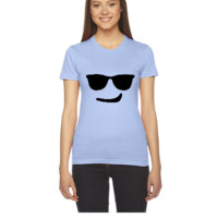 wayfarer smiley - Women's Tee