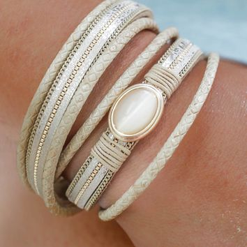 BEACHES & BONFIRES BRACELET