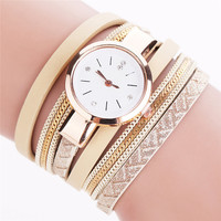 CCQ Fashion Women Bracelet Watches Casual Women Wrist Watch Quartz Watches Watched Relojes Mujer Gift C39