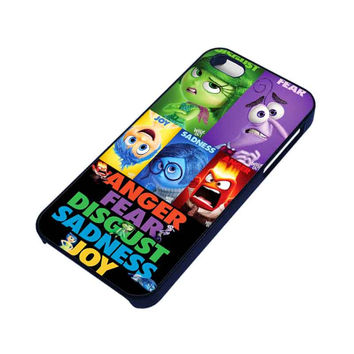 INSIDE OUT ALL CHARACTER Disney iPhone 5 / 5S case