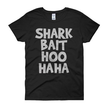 Finding Nemo Shark Bait Hoo Haha Women'S T Shirt