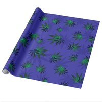 Cannabis Wrapping Paper