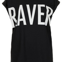 Tall Raver Gold Tee - New In This Week - New In - Topshop