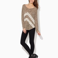 Weekend Chic Sweater | Fashion Apparel | charming charlie