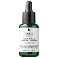 Nightly Refining Micro-Peel Concentrate - Kiehl's Since 1851 | Sephora