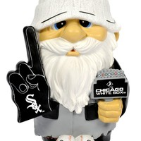 "Chicago White Sox Garden Gnome 11"" Thematic  Second String"