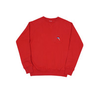 Lips Crew Red | Palace Skateboards