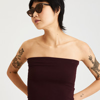 AE Tube Top, Plum