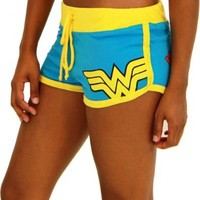 DC Comics Wonder Woman Booty Shorts - Wonder Woman - | TV Store Online