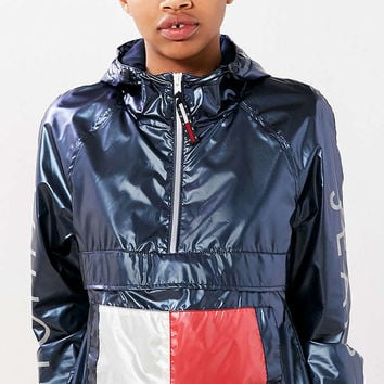 Tommy Jeans For UO 90s Windbreaker Jacket - Urban Outfitters