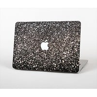"The Black Unfocused Sparkle Skin Set for the Apple MacBook Pro 13"" with Retina Display"
