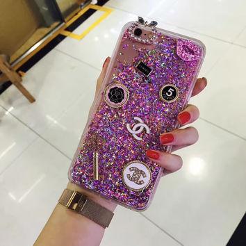 CHANEL 2017 Hot ! iPhone 7 iPhone 7 plus - Stylish Cute On Sale Hot Deal Apple Matte Couple Phone Case For iphone 6 6s 6plus 6s plus