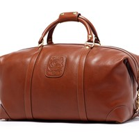 Leather Duffel Bag | Cavalier II No. 97 in Vintage Chestnut | Ghurka