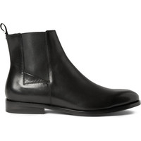 Balenciaga - Leather Chelsea Boots | MR PORTER