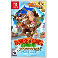 Donkey Kong Country: Tropical Freeze Nintendo Switch Video Game