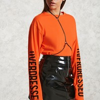 Overdressed Graphic Top