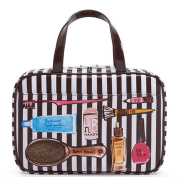 Beauty Essentials Large Hanging Weekender