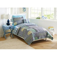 Better Homes and Gardens Global Patchwork Quilt Bedding Set - Walmart.com