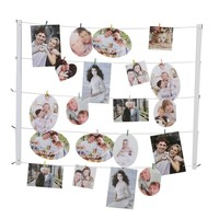Giftgarden DIY Hanging Wall Photo Collage Home Decoration Accessories Photo Frame For Wall Decoration, Office Decoration