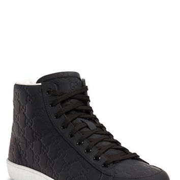 'Brooklyn' High-Top Sneaker (Men)