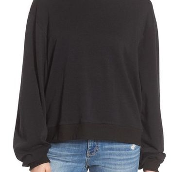 Ten Sixty Sherman Mock Neck Sweatshirt | Nordstrom