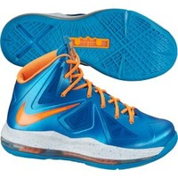 Nike Boys' Grade School LeBron X Basketball Shoe - Dick's Sporting Goods