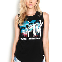 CALI MTV GRAPHIC TEE