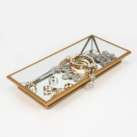 Mirrored Jewelry Tray | Lighting & Decor